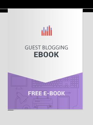 Guest Blogging E-book 1